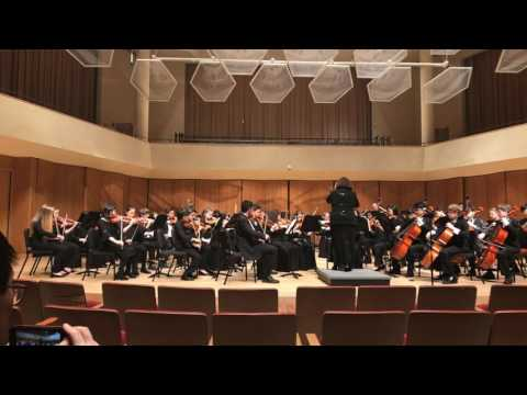 Emory Junior Chamber Orchestra - 29 April 2017 - Song 1