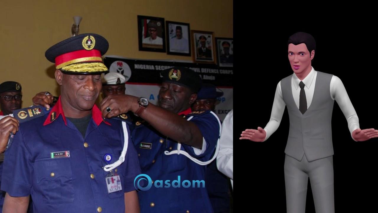 Nigeria Civil Defence Corps Salary & Recruitment