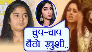 Video Sridevi SCOLDING Khushi Kapoor in this CUTE video| FilmiBeat download MP3, 3GP, MP4, WEBM, AVI, FLV Agustus 2018