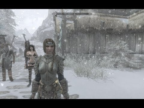 Skyrim Master - (female) (rookie play + Chat)
