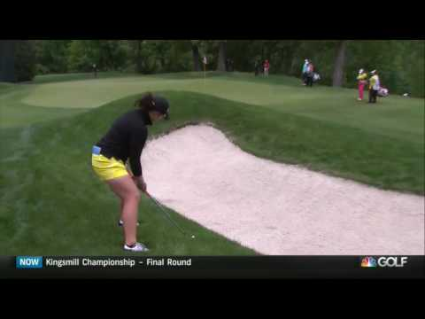 Ariya Jutanugarn Final Round Highlights at the 2016 Kingsmill ...
