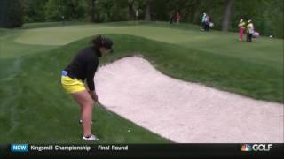 Jutanugarn Wins in a Playoff - HIGHLIGHTS: Ariya Jutanugarn survives in a playoff a