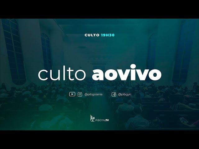 Culto Noturno - 25/04/2021 - Pr Rubens Monteiro