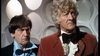 The Three Doctors Unite! | The Three Doctors | Doctor Who | BBC