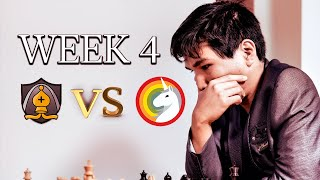2020 PRO Chess League Week 4: STL Arch Bishops vs. CA Unicorns | chess.com