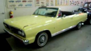 SOLD!  Thank you very much! 1964 Acadian Beaumont Sport Convertible - California Car Company