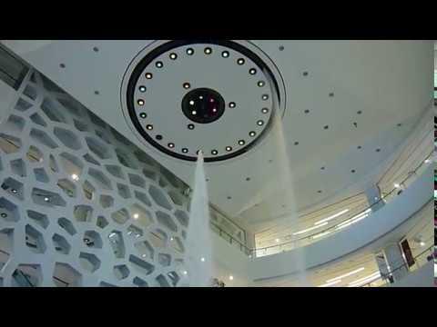 Lotte Department Store - Gwangbok Branch, Busan, Korea, Aquatique Show