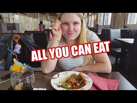 Wir gehen Essen | Krabbeltreff | Nici vlogt