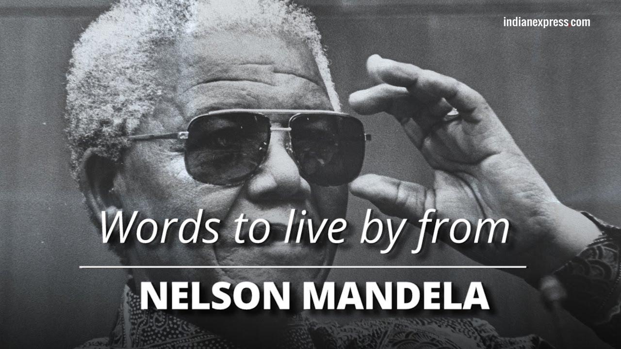 Nelson Mandela Birthday Nelson Mandela Best Quotes Nelson