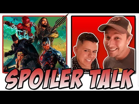 Justice League (2017) - Spoiler Movie Review (w/ LC Screen Talk)