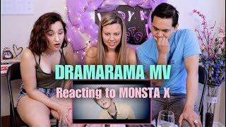 Dramarama by MONSTA X - M/V Reaction