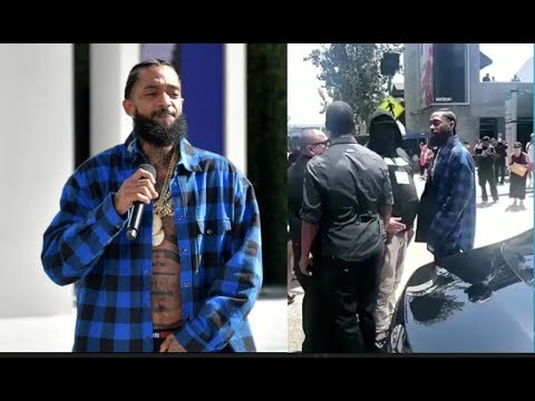 Nipsey Hussle Arrested After He Pimp Slapped The Taste Out Of A BET Employee For Disrespect! mp3