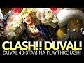 CLASH!! DUVAL 40-STAMINA! (One Piece Treasure Cruise - Global)