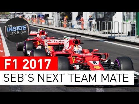 F1 NEWS 2017 - FERRARI: 2019 DRIVER LINE-UP [THE INSIDE LINE TV SHOW]