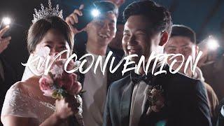 대전 KW컨벤션센터_오리지널 대표지정 웨딩영상_4K_UHD(Cinematic wedding film, wedding movie, 4K)
