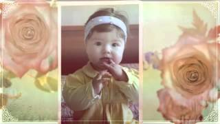 С Днем рождения, доченька! Алисоньке 2 года