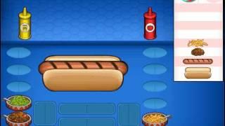 Papa's Hot Doggeria ¡¡Que rico!!