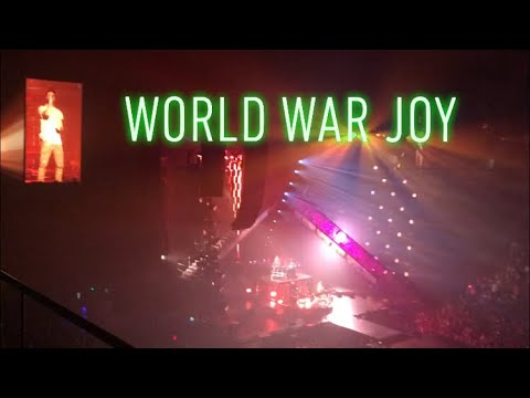 Download September 29th 2019 World War Joy Tour/ Chainsmokers, 5 Seconds of Summer, Lennon Stella Mp4 baru