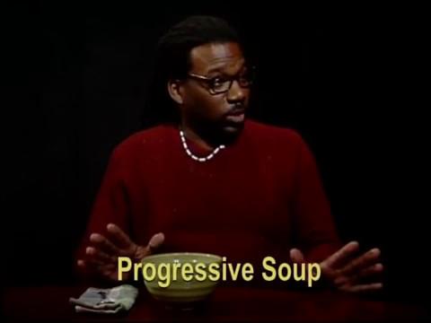 Progressive Soup. 2017-05-10. Black Lives Matter. Human Lives Matter. Danbury Citizens Matter.