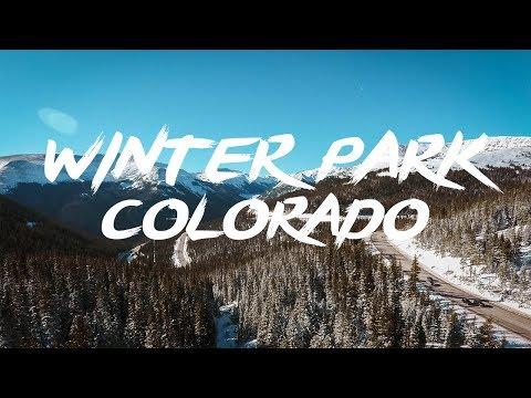 3 DAYS IN A WINTER WONDERLAND: Winter Park, Colorado