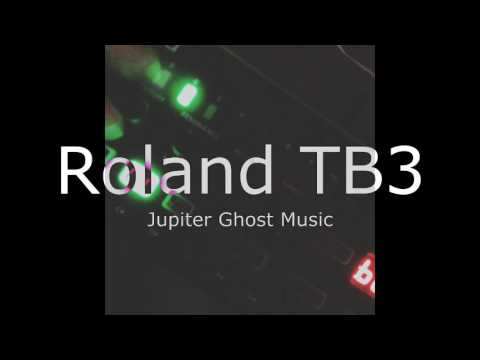 ROLAND TB3 SOUND DEMO