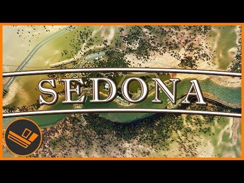 Sedona - Part 27 | CEDAR (Cities: Skylines)