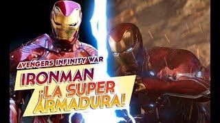 IRONMAN La increíble trasformación de los TRAJES DE TONY STARK hasta Avengers infinty war #1