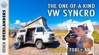 One-of-a-Kind VW Syncro Conversion Tour | OTHER OVERLANDERS