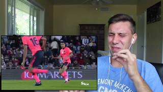 FC Barcelona ● Ultimate Tiki Taka Show ||HD|| - Stop It Reactions