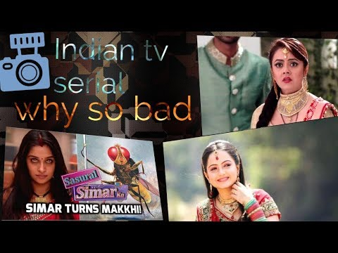 Indian Tv Shows Vs Hollywood Shows  Why Indian TV Shows So Bad