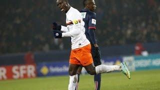 Coupe de France : buts de PSG-Montpellier (1-2), 16èmes de finale