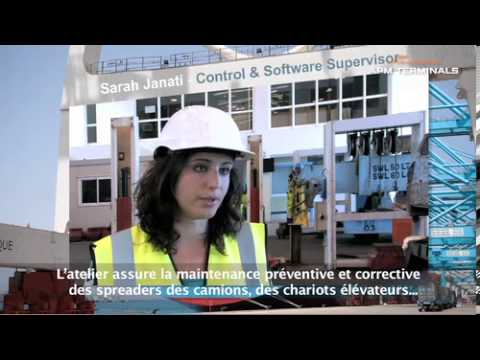 APM Terminals Tangier Corporate Video FR