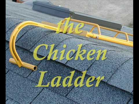 Acro 11610 Chicken Ladder Wmv Youtube