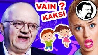 Vain Kaksi Sukupuolta - Jari Sinkkonen | Dosentti