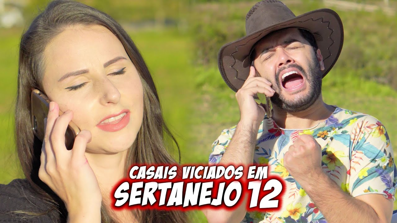 APIMENTANDO A RELAÇÃO - CASAIS VICIADOS EM SERTANEJO 12