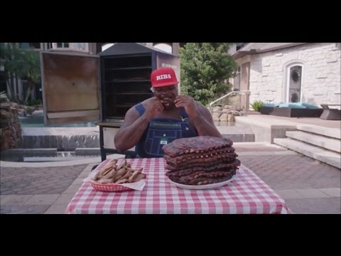 All The Rib Moves with Vince WIlfork