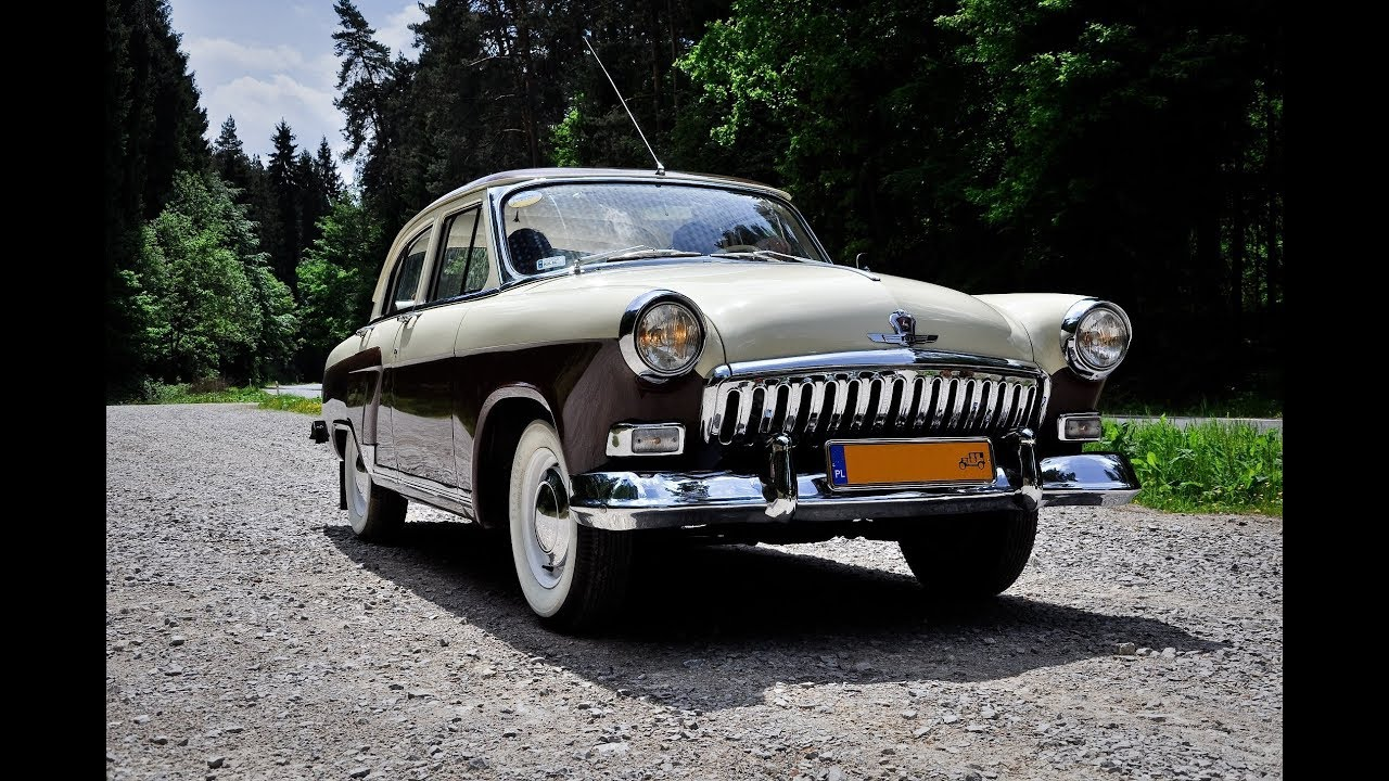 8 Iconic Cars Built In Eastern Bloc Russia