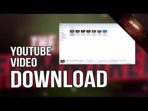 How To Download ALL Your YouTube Videos!
