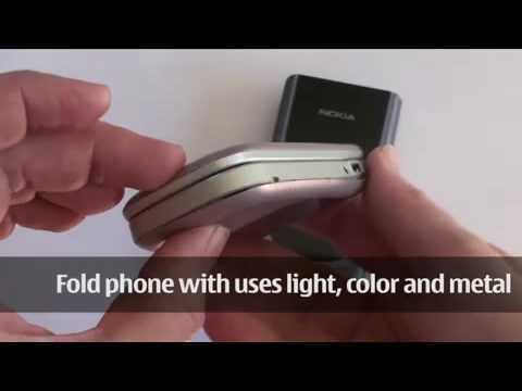 Nokia 7020 - Video Demo