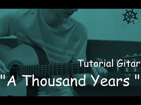 Belajar Gitar (A Thousand Years - Christina Perri)