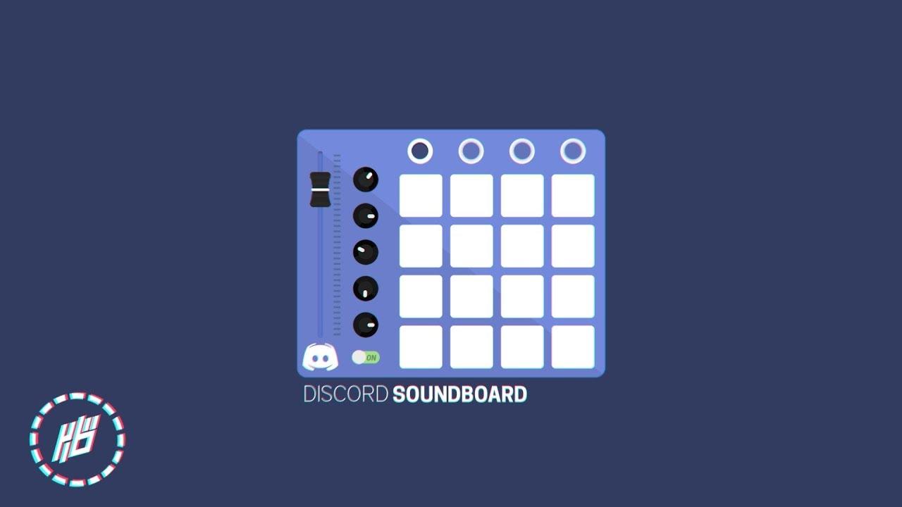 Discord Soundboard 2018