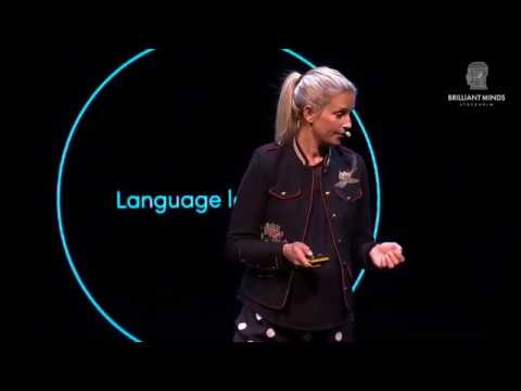 Artificial Intelligence for Education  Sana Labs CMO, Anna Nordell  Brilliant Minds 2018