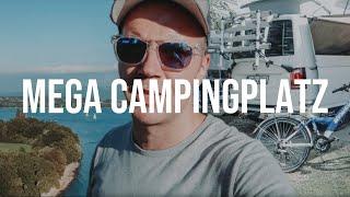 Soo groß - unser Campingplatz am Bodensee / Campingplatz Gohren