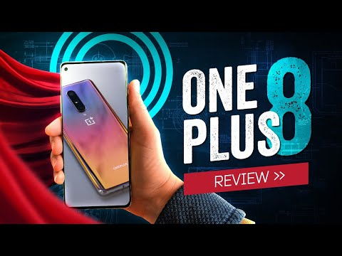 OnePlus 8 Review: