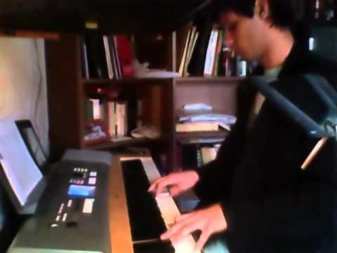 mi niña bonita piano