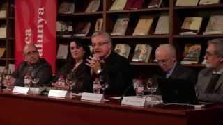 Es presenta a Barcelona la publicació del Diplomatari de Sta. Maria d'Organyà