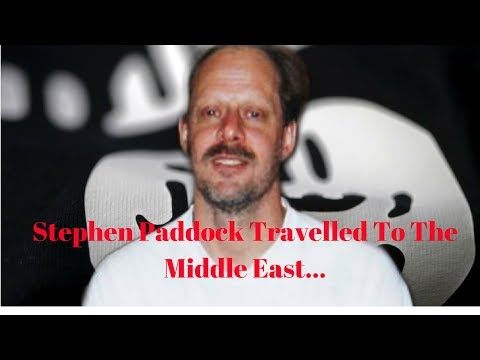 Former Trump Campaign Official Claims Las Vegas Shooter Made IS Video Traveled To Middle East