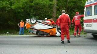 3. TDC Šturec - prejazdy + crash