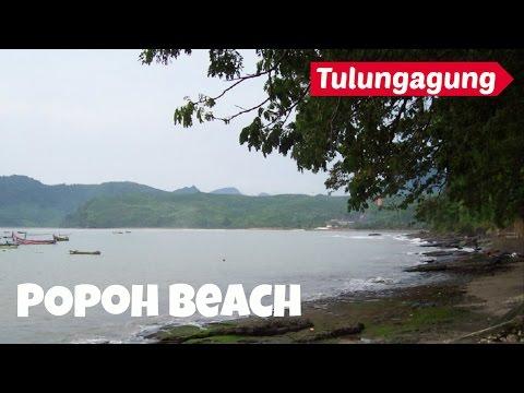 Enjoying Fishing at Popoh Beach, Tulungagung - East Java