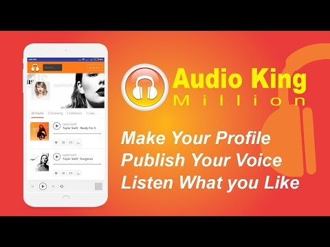 Audio King Million Review & User Guide